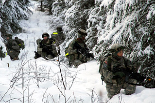 Snow patrol | by The U.S. Army