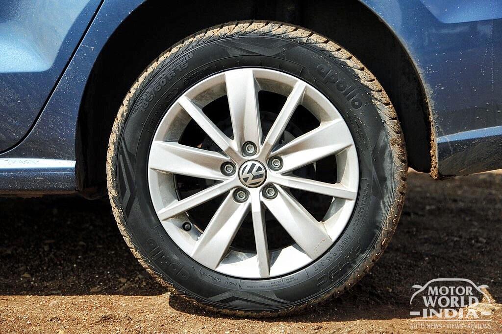 Volkwagen Ameo-Diesel-Alloy-Wheel