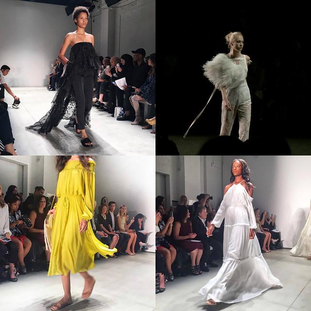 NYFW Fashion Week Runway Looks