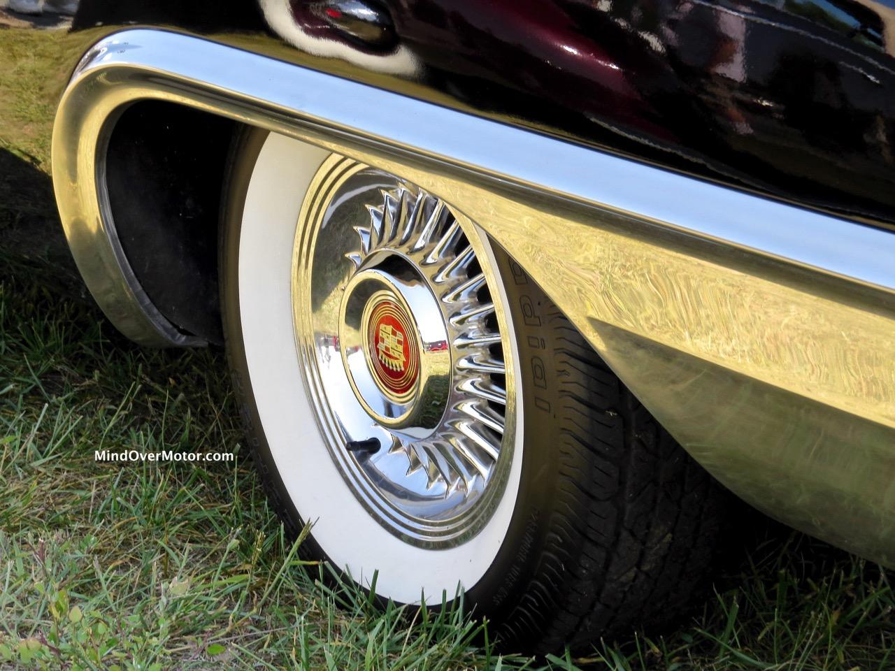 1957 Cadillac Eldorado Biarritz Wheel
