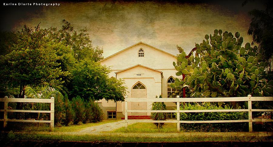 Templo Menonita en Loma Plata