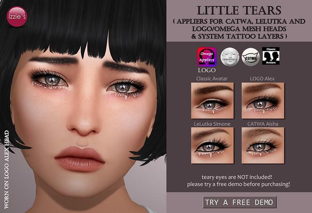 Little Tears (for FLF)