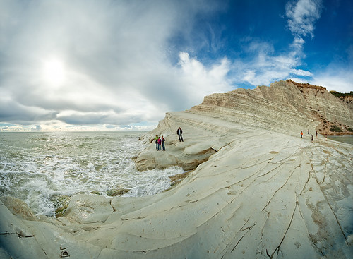 Scala Dei Turchi IV | by Philipp Klinger Photography