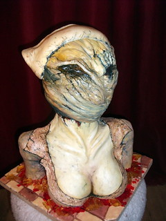 Silent Hill Nurse Cake | by MammaJammaCakes(very behind)