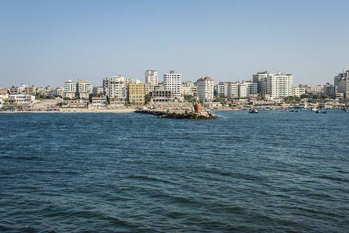Fishing port in Gaza City | by World Bank Photo Collection