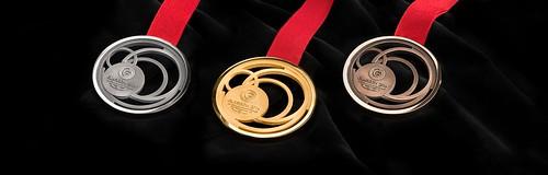Jonathan Boyd Medals