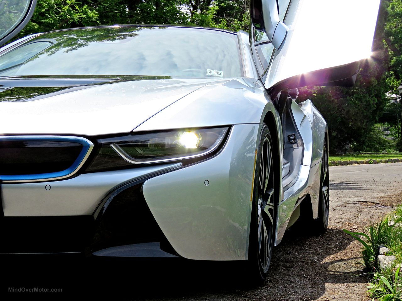 BMW i8 Review 5