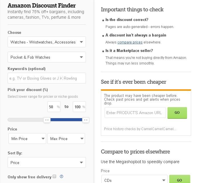 654e049667c Amazon често предлага големи остъпки в цените на много от продуктите си.  Ако обаче използвате търсачката на Amazon, за да откриете даден продукт, ...