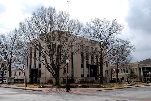 Washington County Courthouse, Brenham TX