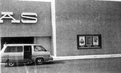 Georgia Sq Value Cinemas 1-5 (formerly GCC) Athens, GA | by cinerama1962