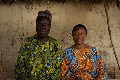 Man and woman Benin | by World Bank Photo Collection