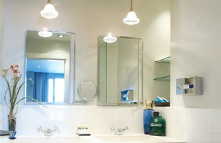 Bathroom details | by ERCILLA HOTELS BILBAO
