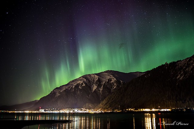 Juneau Northern LIghts