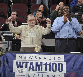 Joe Tait's Final Broadcast | by Cavs History