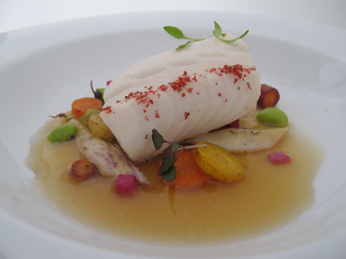 Granville Island Kasu Black Cod in a miso broth | by scout.magazine