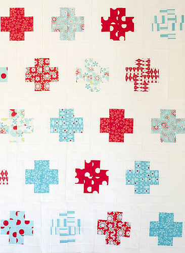Progess, Quilt for Japan | by Little Bluebell