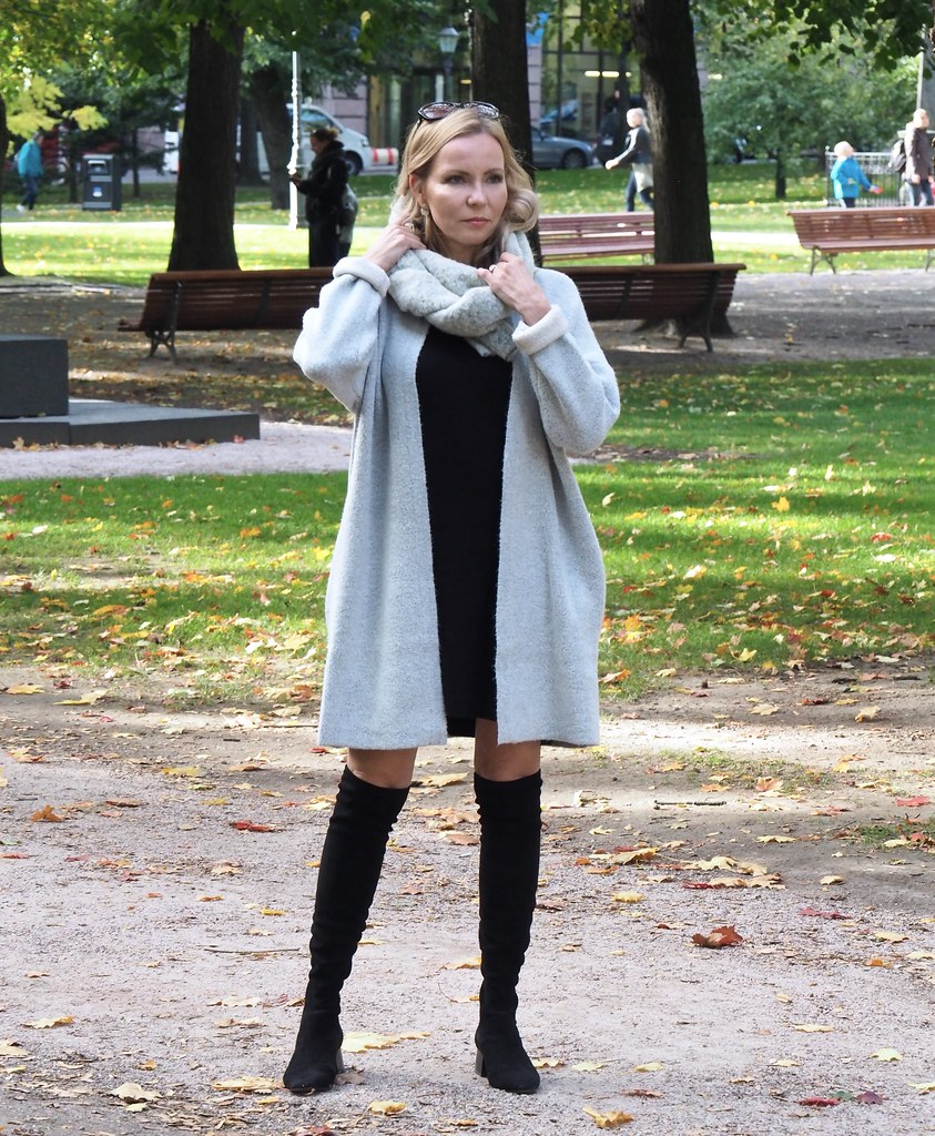Over knee boots