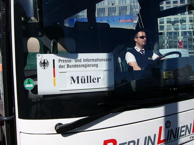 Berlinfahrt März 2011