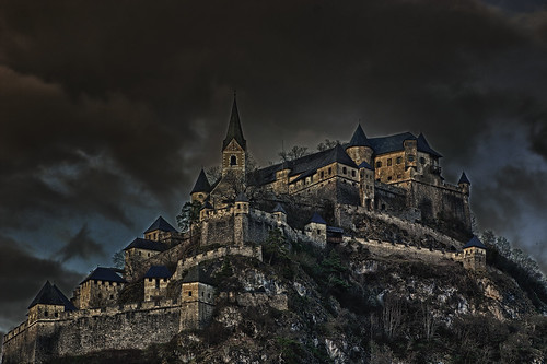True medieval stronghold | by Salvatore Motsu