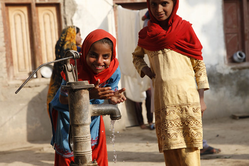 Providing clean water and sanitation | by DFID - UK Department for International Development