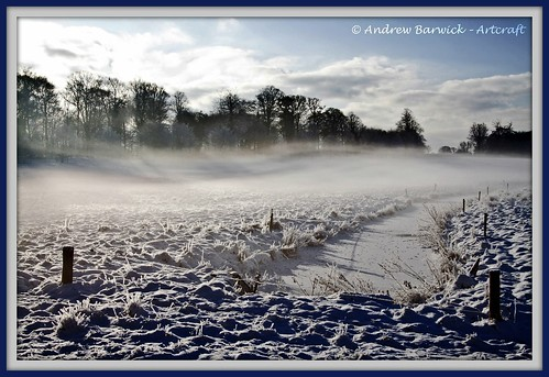 Winter mist, Blickling, Norfolk, explored - thank you for over 1,300 views and 300 comments | by natworld50