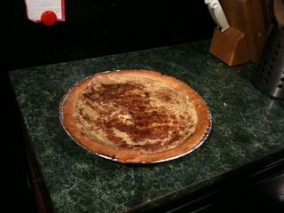 hoosier pie cooked | by arkingallagher