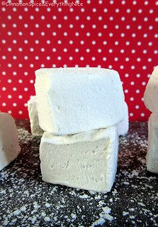 Homemade Marshmallows | by CinnamonKitchn