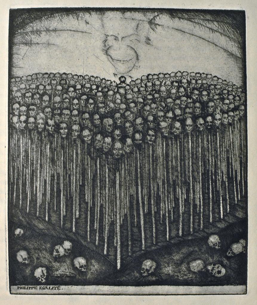 Stefan Eggeler - Illustrations for Hanns Heinz Ewers's Die Herzen der Könige, 1922 (6)