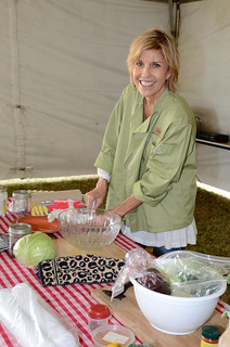 @susanteton presentng at #MauiAgFest | by Slow Food Maui