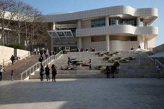 The Getty Center | by Lucie Maru