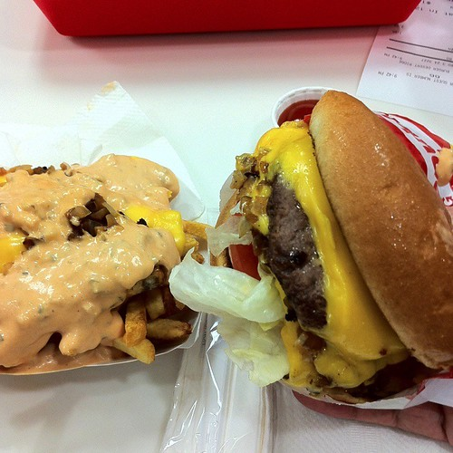 Double Double Animal Style @ In-N-Out Burger | by chunkysalsa