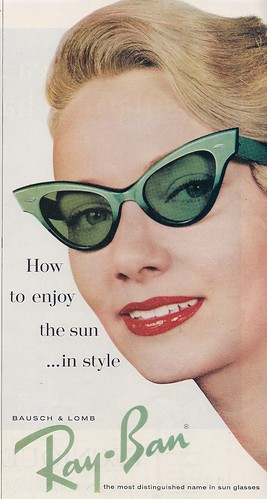 Ad Ray Bans1960 | by Retroarama