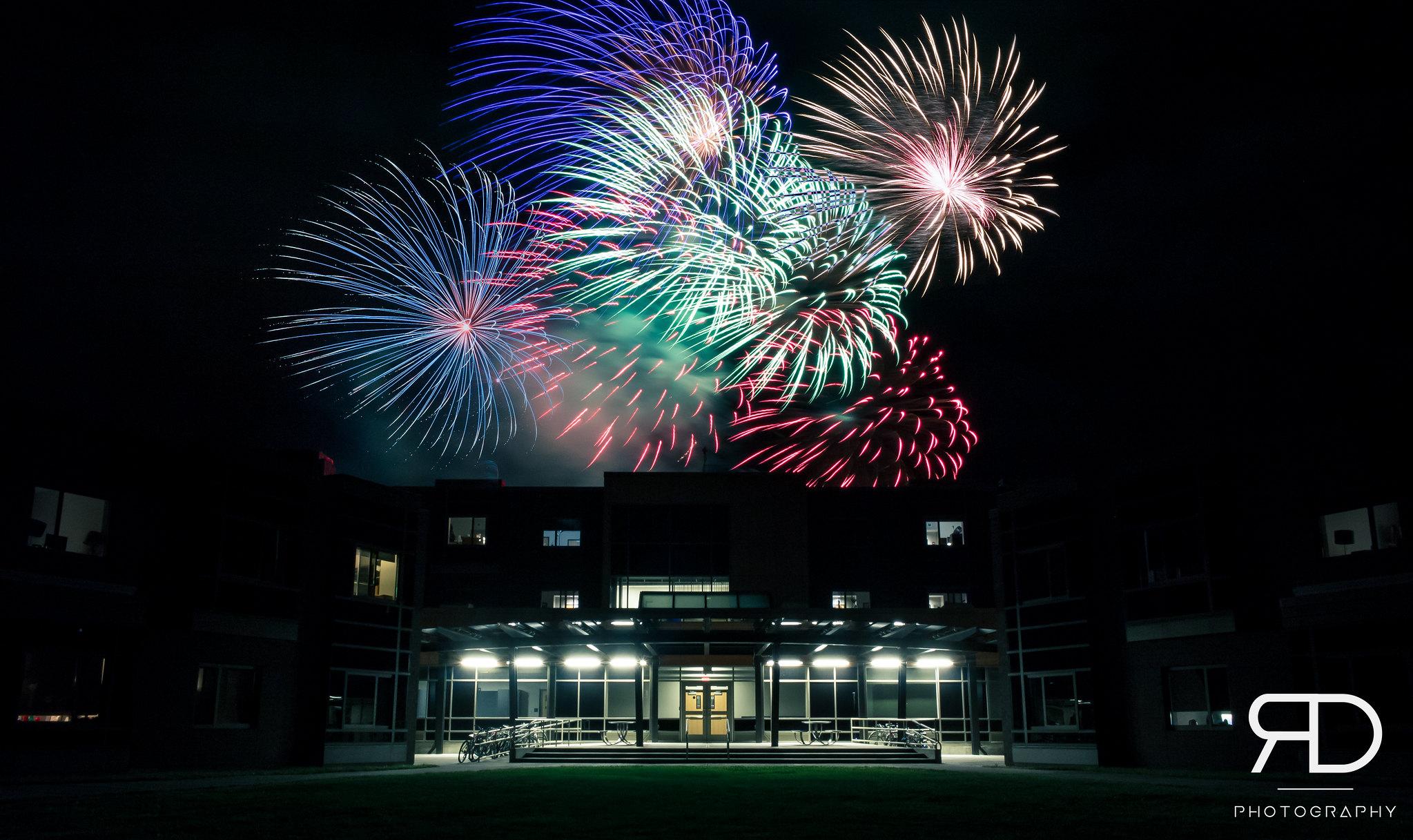 Oriskany Fireworks
