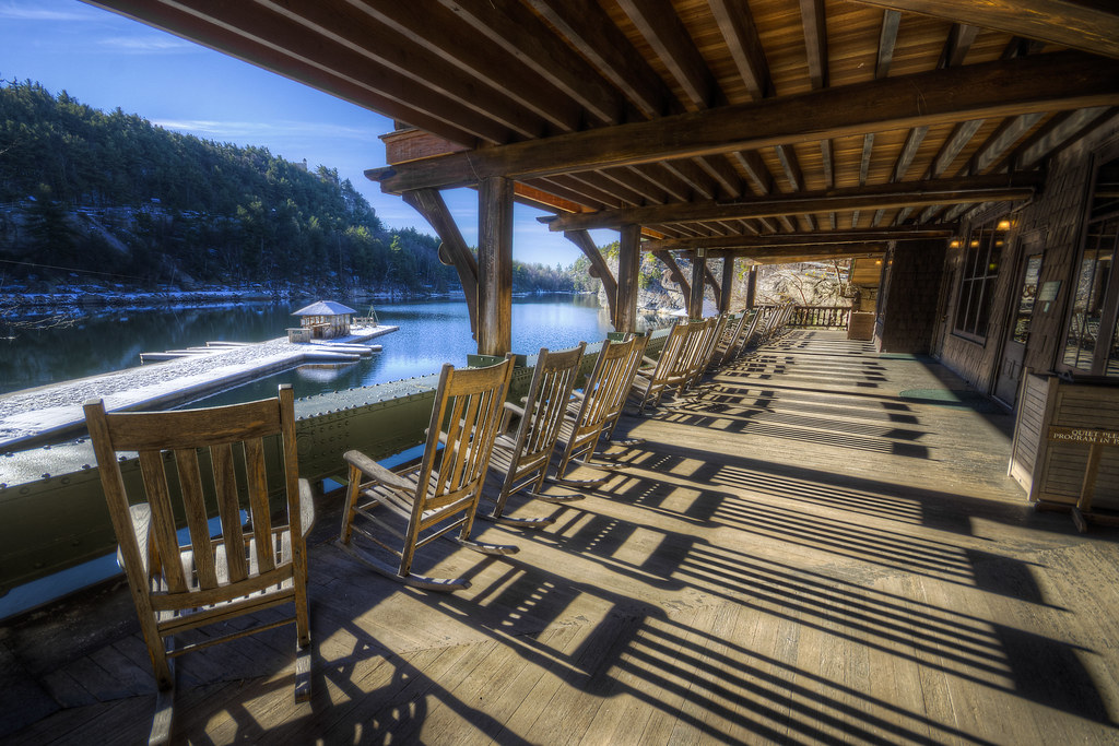Lake Mohonk Rocking Chairs