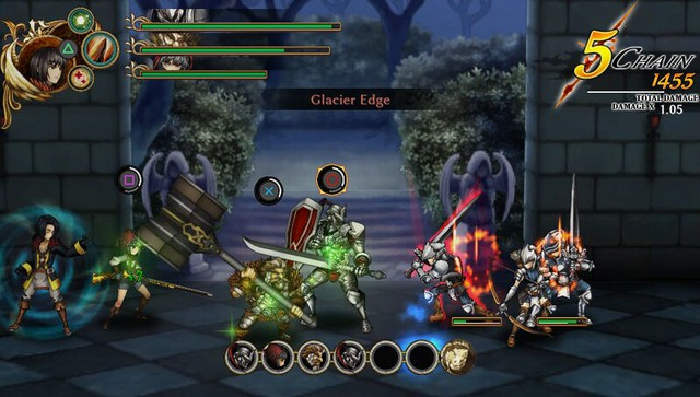 Fallen Legion PS Vita 03