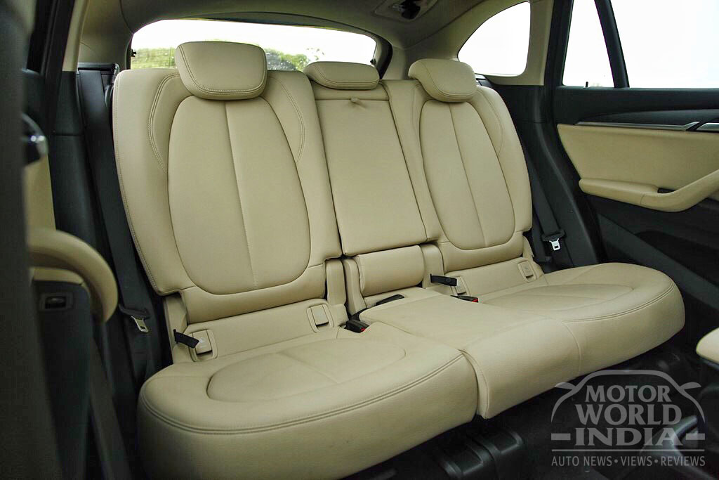 2016 Bmw X1 Review Motor World India