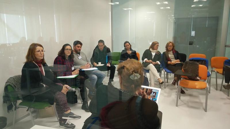 Reuniones de trabajo Zaragoza 2016