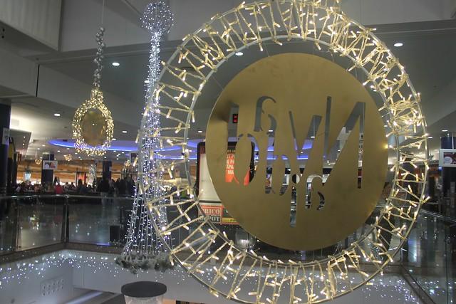 Encendido de luces navideñas