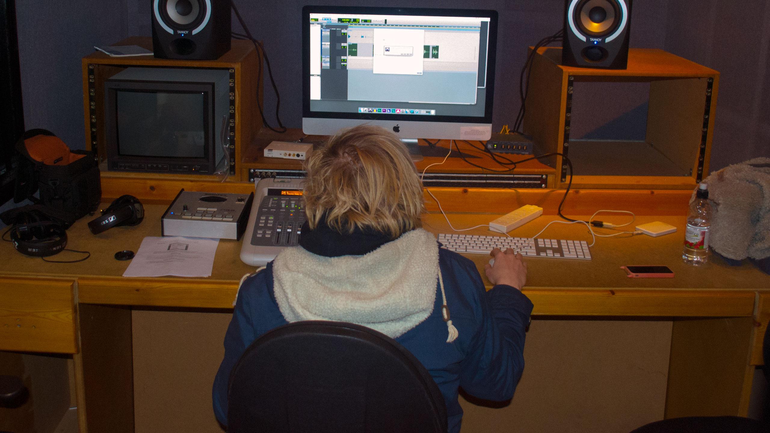 Audio, Sound & Score: Inchoate Recording Session #2