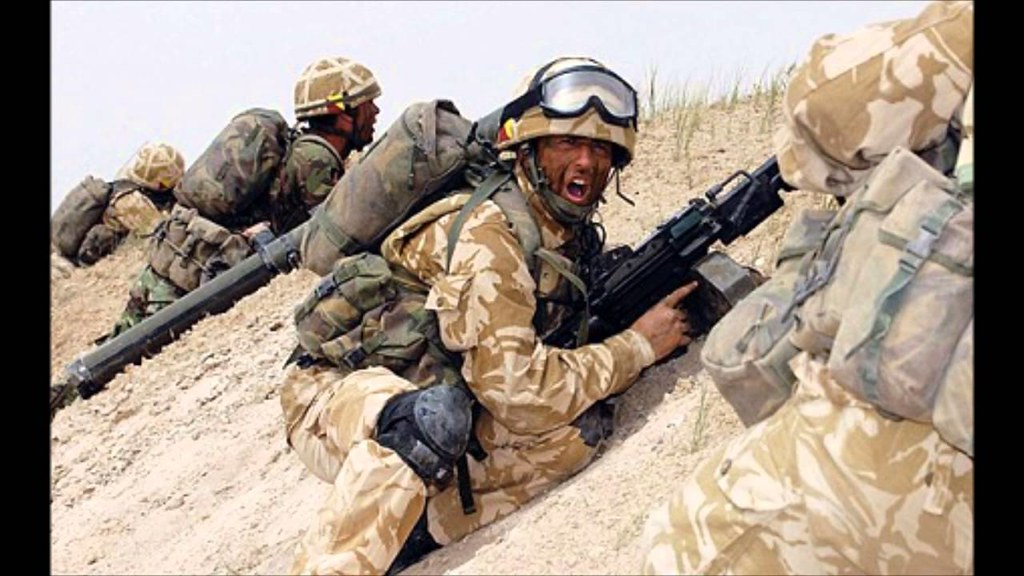 British Troops to Support Tunisian Anti-Terror Efforts