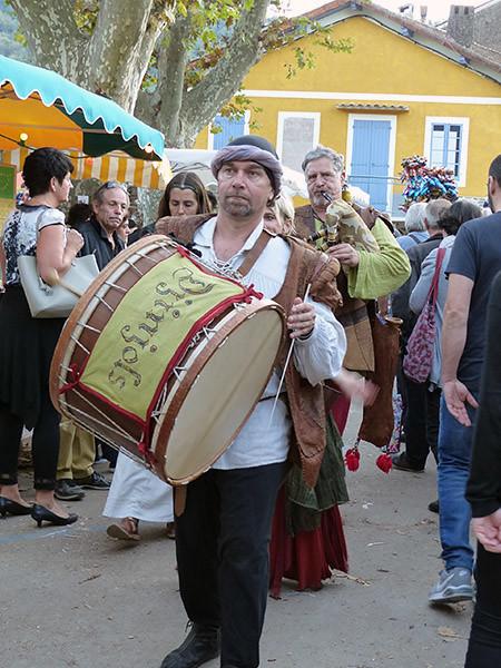 musiciens de rue