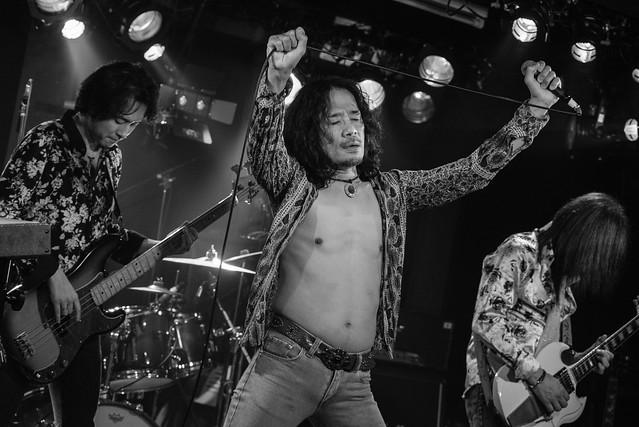 Tangerine live at 獅子王, Tokyo, 05 Nov 2016 -00195