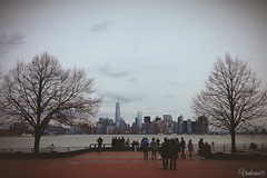 Liberty Island. New York. USA