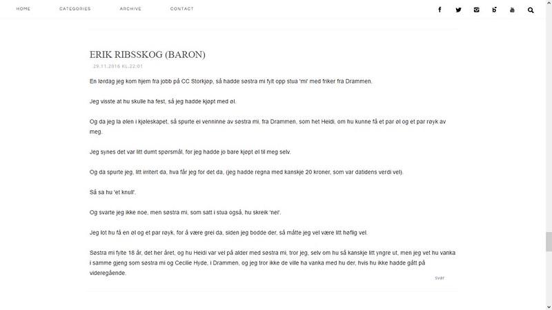nettmobbing 30. november