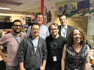 Tech Ops Team