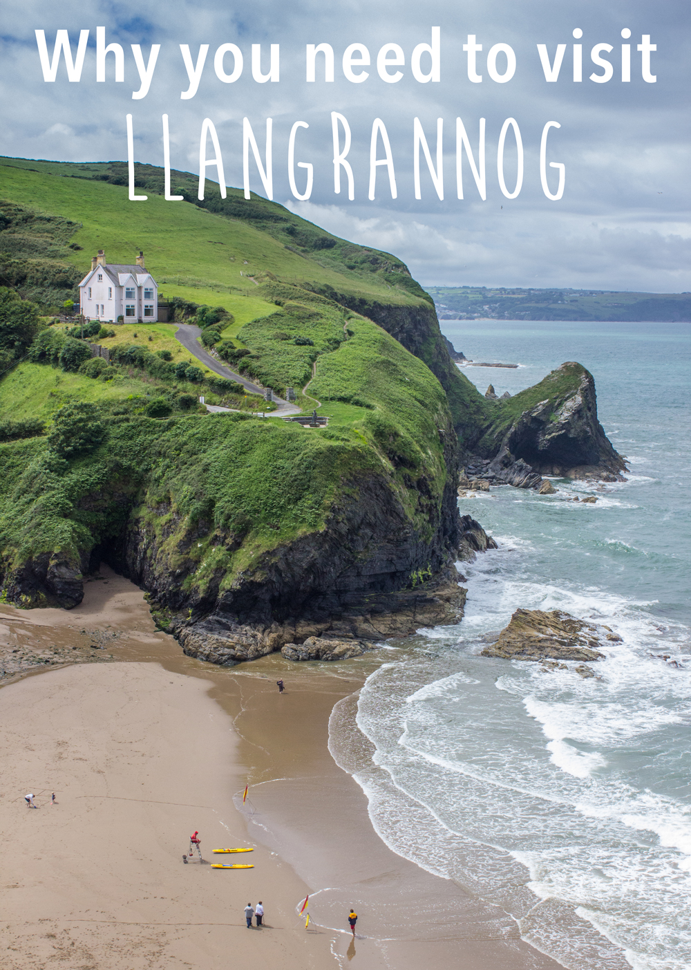 Why you need to visit Llangrannog