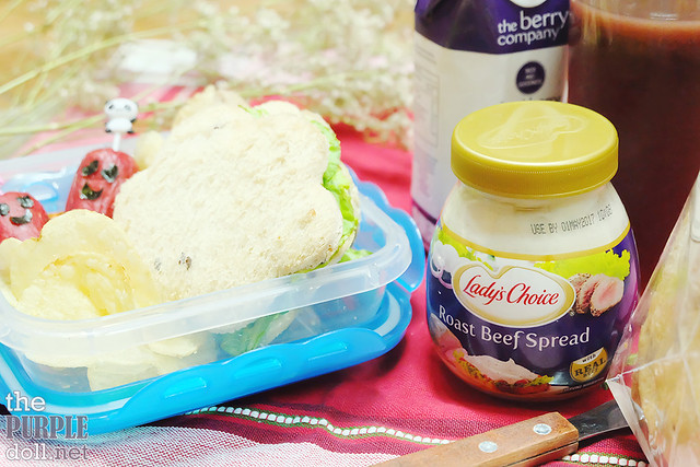 Lady's Choice Roast Beef Spread