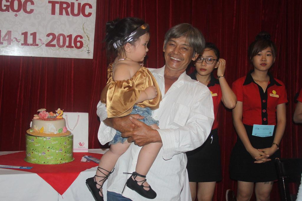 Tiệc sinh nhật bé Ngọc Trúc 14/11/2016