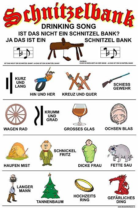 Schnitzelbank-amazon-poster