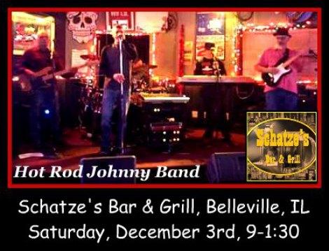 Hot Rod Johnny Band 12-3-16